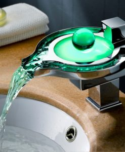 LED Sink Faucets