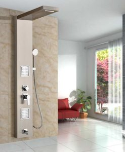 Shower Heads & Panels