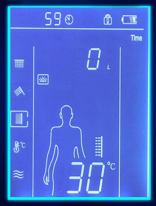 Darnell Thermostatic 3 Way Digital Shower Mixer Valve ...