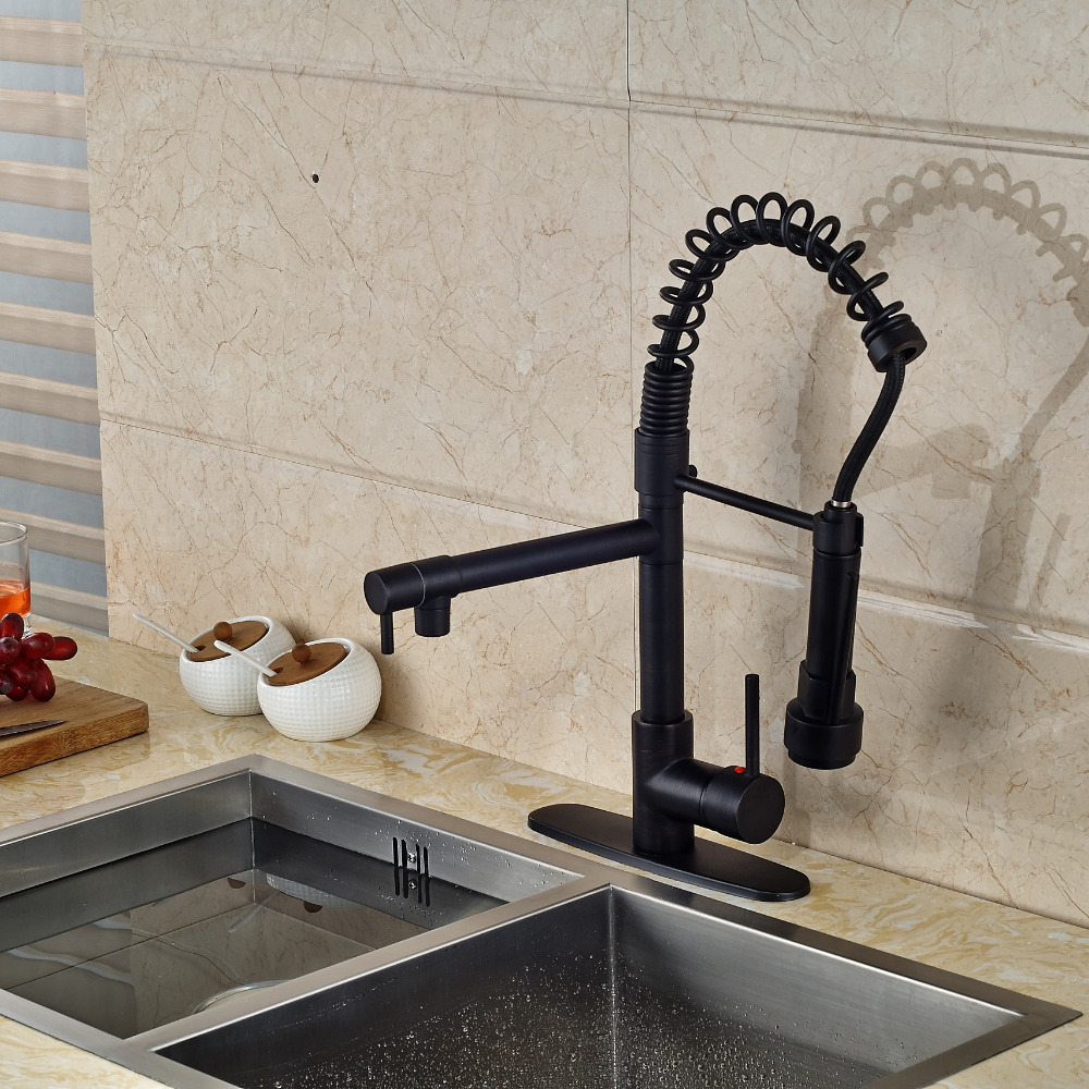 Cold Water Led Kitchen Sink Faucet