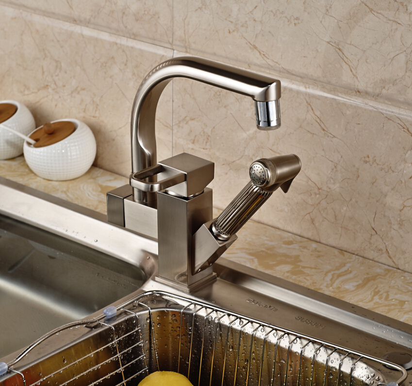 Bathroom Sink Faucets With Pull Out Sprayer Rukinet. Bath Sink Faucet With Sprayer   Soscia net